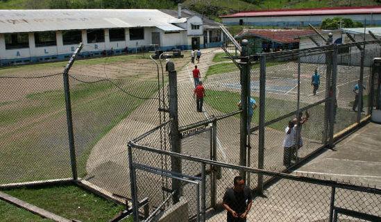 Centro Penitenciario El Renacer.
