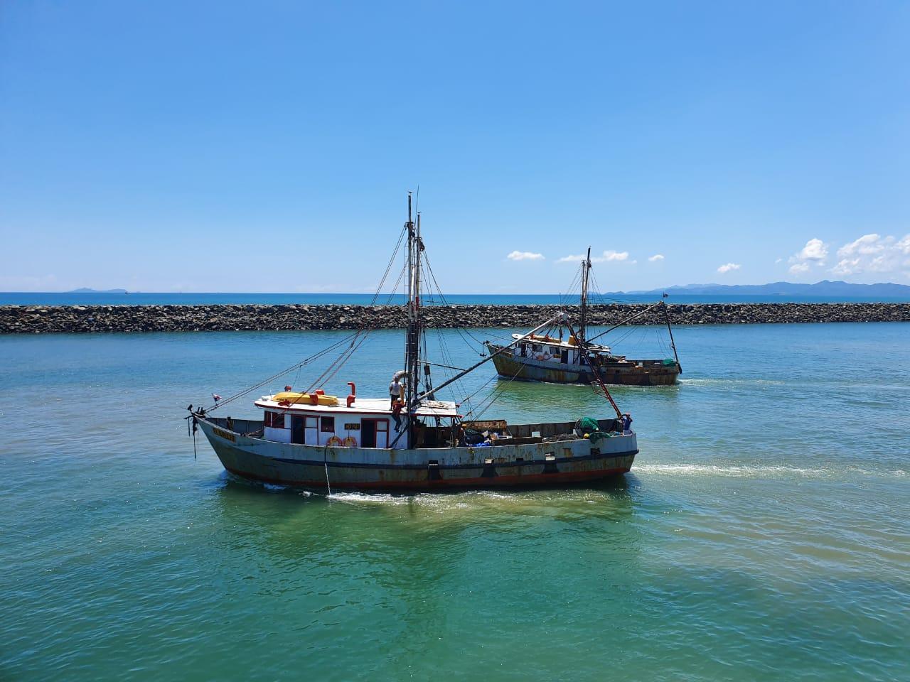 El segundo período de la veda del camarón inició el  1 de septiembre hasta el 11 de octubre.