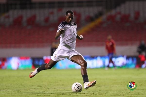 Abdiel Ayarza anotó el gol panameño. Foto:Fepafut