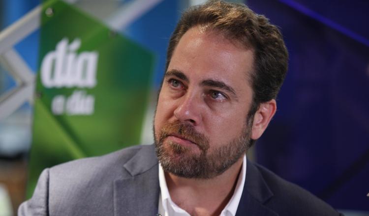 Mario Etchelecu, exministro de Vivienda y Ordenamiento Territorial, durante el Gobierno de Juan Carlos Varela. Archivo