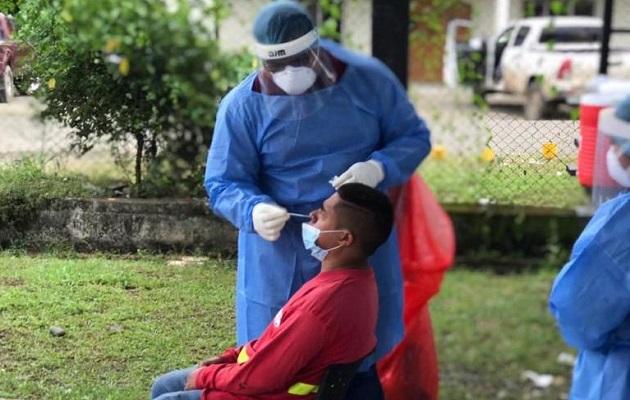 En Panamá se han realizado más de medio millón de pruebas.