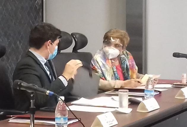 La diputada Mayín Correa presentó el proyecto de ley el pasado 1 de septiembre.