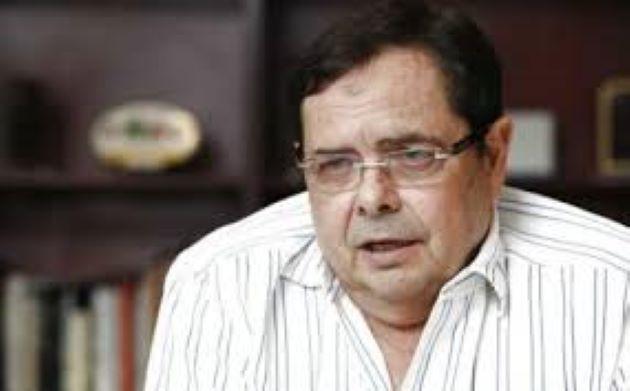 Cucalón fue condenado a ocho años de prisión por los delitos de peculado y corrupción a funcionarios en septiembre de 2018.