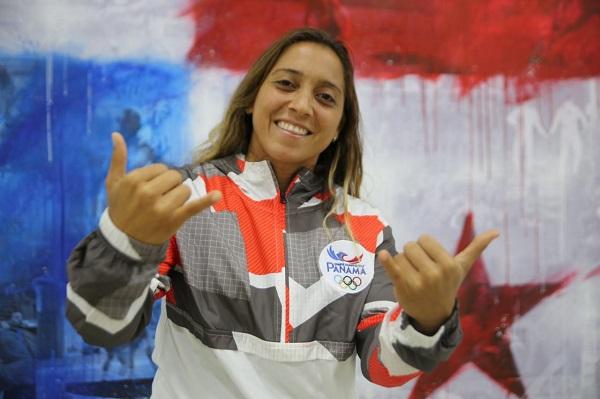 Samanta Alonso. Foto: Cortesía