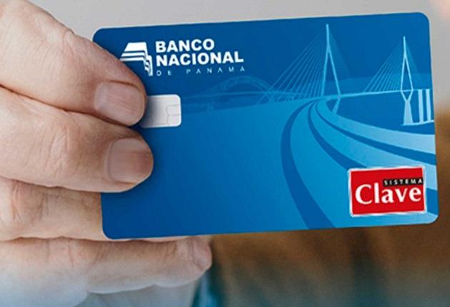 Los pagos se harán a través de tarjetas de débito del Banco Nacional.