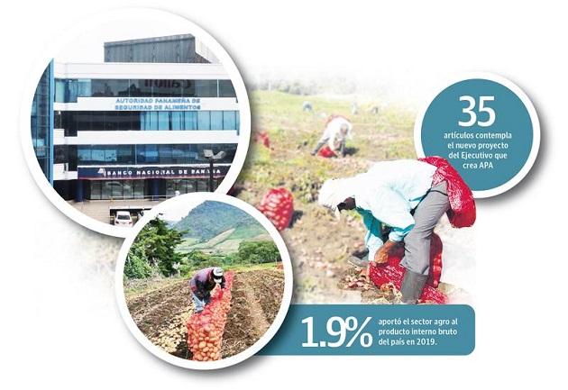 Para los productores esta propuesta sigue manteniendo los mismos lineamientos del proyectos anterior que creaba el Senta.