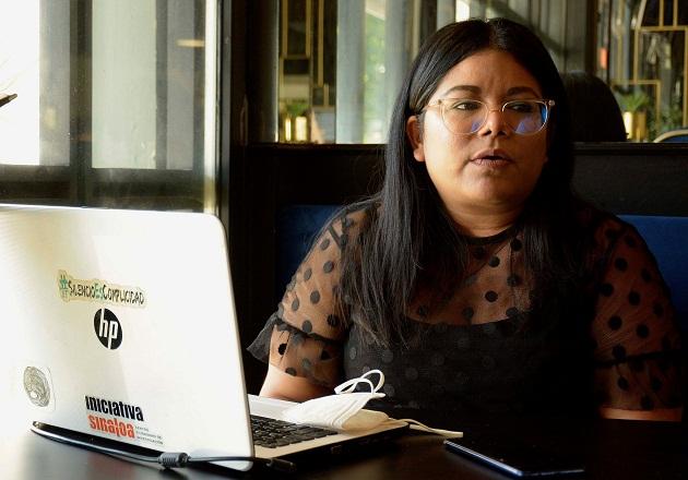 Miriam Ramírez, coordinadora de la campaña #JuevesNegroNuncaMás, está convencida de que, si siguen prevaleciendo las mismas condiciones de inseguridad en Sinaloa, esto puede volver a ocurrir. FOTO/EFE