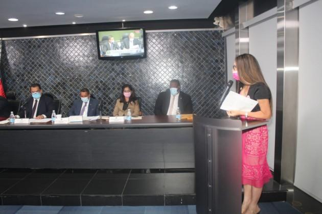 A solicitud de las diputadas Zulay Rodríguez y Walkiria Chandler, la Comisión de Transporte como facilitador, participará en la coordinación de la reglamentación de esta norma.
