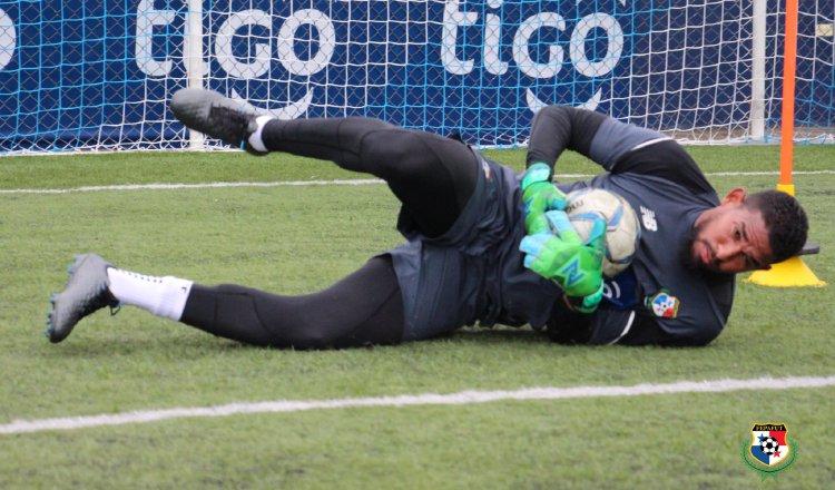 José Caderón: Foto:Fepafut