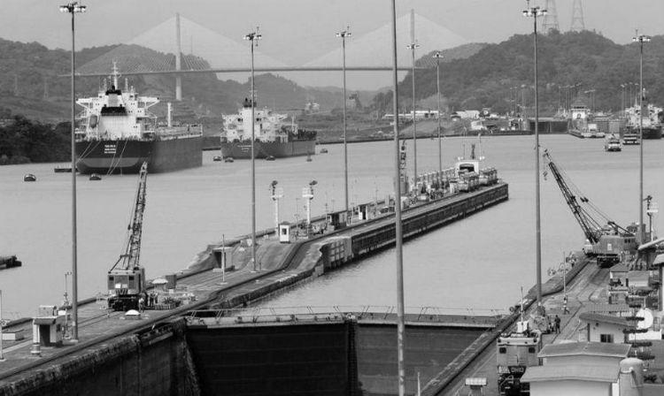 Por el Canal pasa el 6% del comercio mundial a la vez que el 62.7% de la carga proviene o tiene como destino Estados Unidos. Foto: Archivo.