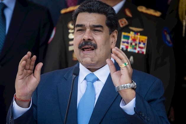 El Gobierno de Nicolás Maduro ha inhabilitado a miembros de partidos opositores, incluido Juan Guaidó, presidente de la Asamblea Nacional (AN, Parlamento).