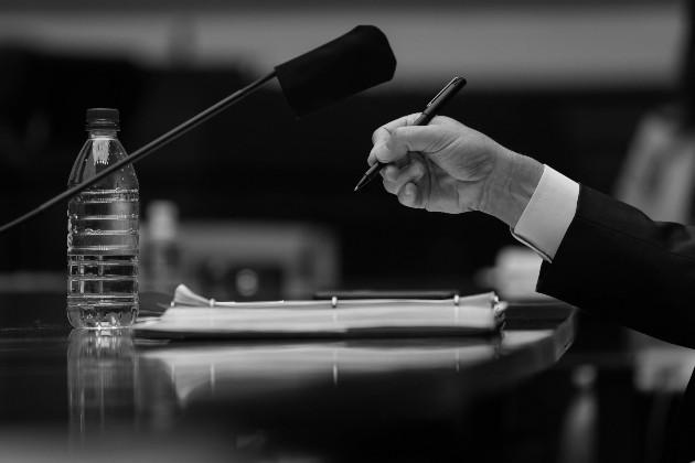 Concluido el sumario, el funcionario de instrucción expresará esta circunstancia en acto procesal documentado, de cumplimiento inmediato. Foto: EFE.