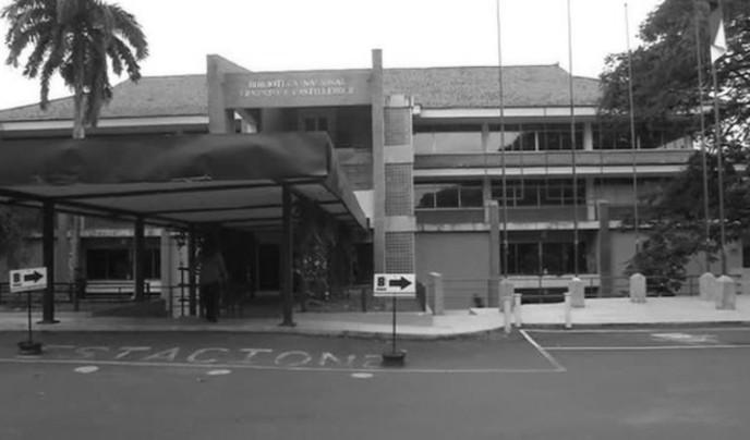 Las bibliotecas más importantes del país nunca dejaron de funcionar y hace unos meses su personal regresó presencialmente para trabajos internos y organización. Foto: Cortesía.