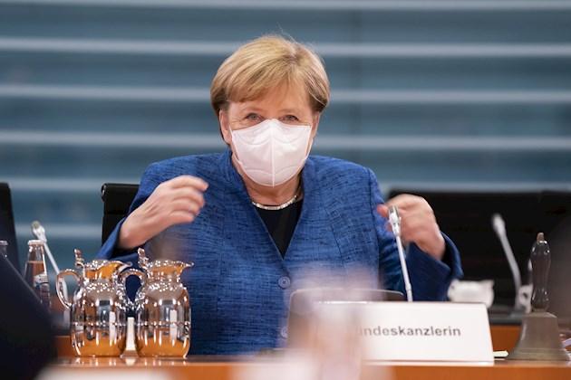 La canciller se mostró preocupada, además, con la reunión el próximo día 30 con los poderes regionales y dijo no tener