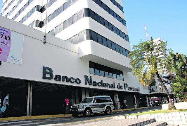 Sede principal del Banco Nacional de Panamá