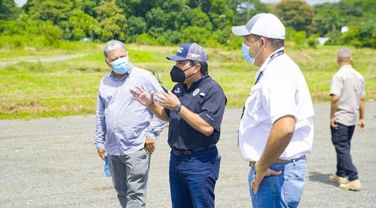 Las autoridades buscan las alternativas para reactivar este proyecto para fortalecer la logística en el área.