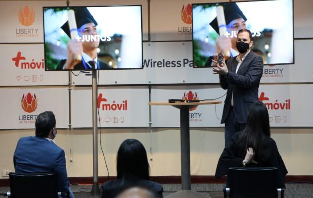 Presentación de +TV TOTAL. (Foto: Cortesía)