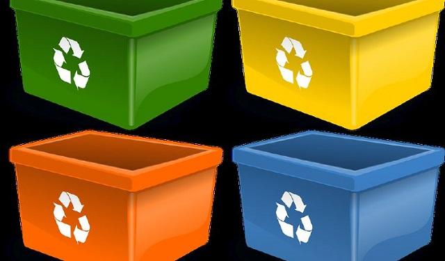 Para la reapertura se realizó un proceso de esterilización de las estaciones de reciclaje. Foto: Ilustrativa / Pixabay