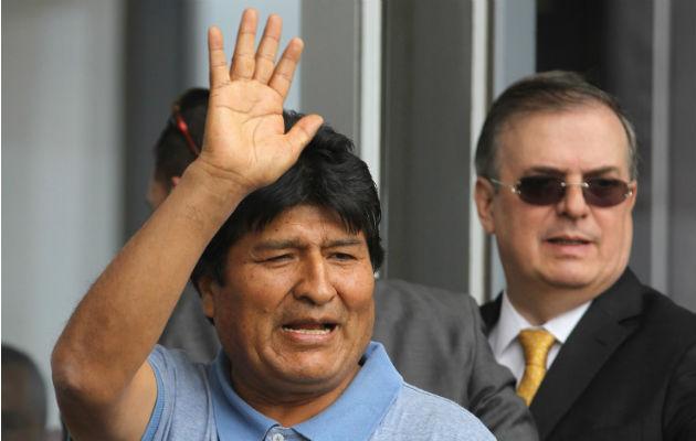 Evo Morales no será invitado por considerarlo