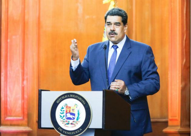 Nicolás Maduro no será invitado porque el Ejecutivo transitorio reconoce como presidente encargado de Venezuela a Juan Guaidó. Foto: Archivo/Ilustrativa.