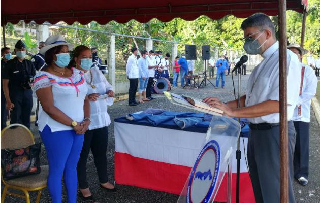 La Alcaldía colonenses insta a seguir de manera virtual las transmisiones de los actos de celebración. Foto: Diómedes Sánchez S.