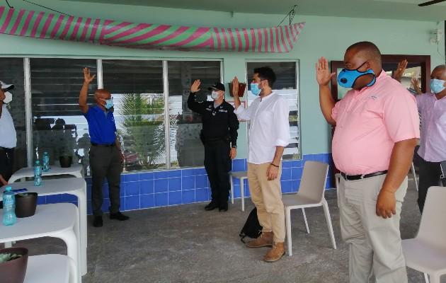 Edgar Coto, director regional del Minsa en la provincia de Colón manifestó que esto tiene mucha importancia debido a que de esto depende del control y contagio comunitario.