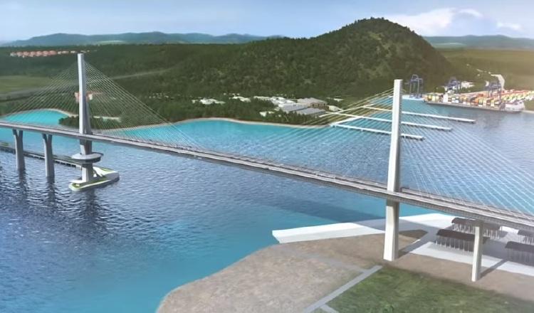 Con el cuarto puente sobre el Canal, se tenía previsto que se pudiera minimizar los
