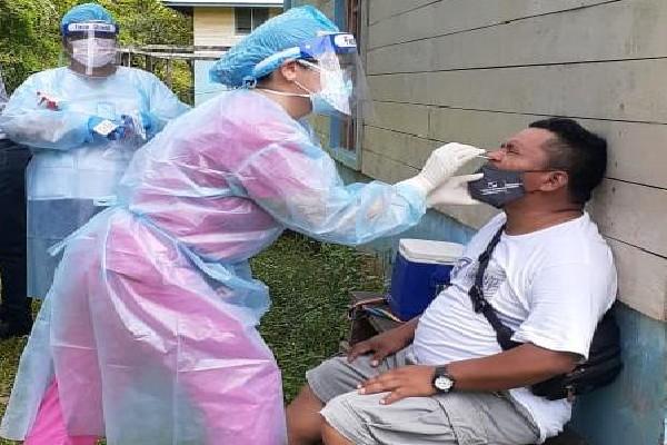 En Panamá afortunadamente los casos se han mantenido por lo menos alrededor de la misma escala de cifras, manifestóel doctor Nieto.