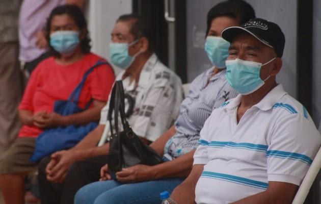 Un total de 1,990 personas mayores a los 60 años han muerto por la COVID-19 en Panamá. Foto/Víctor Arosemena