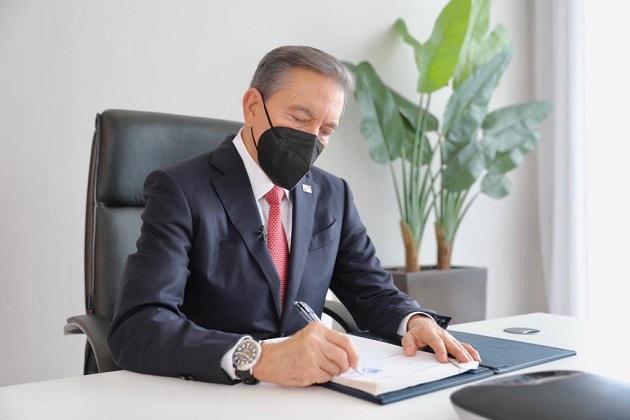 El presidente Laurentino Cortizo sancionó la Ley General de Cultura.