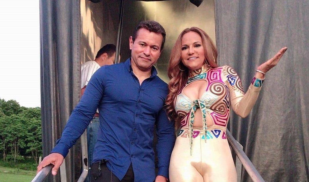 Samy y Sandra Sandoval. Instagram