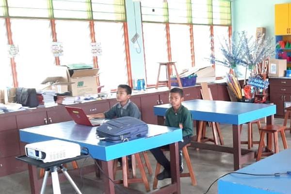 Los estudiantes se podrán conectar a través de la plataforma virtual de robótica hecha en Panamá por Panama Stem Education.