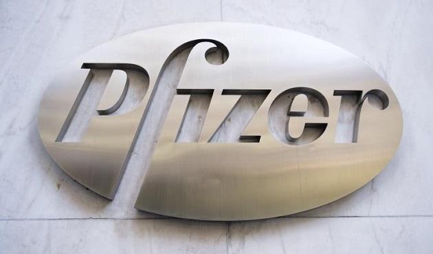 La farmacéutica estadounidense Pfizer ha anunciado que su vacuna contra la covid-19 es eficaz en un 90 %.  EFE