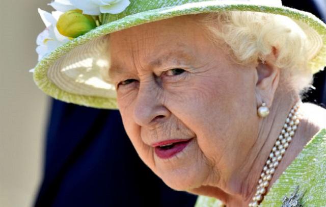 La Reina Isabel II. Foto: Archivo