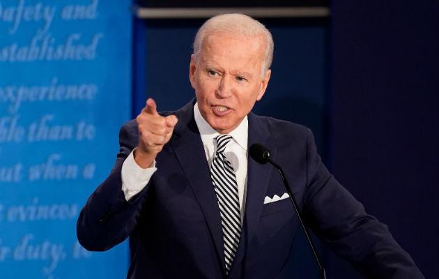 Joe Biden es el segundo católico en la historia de EE.UU., que va a llegar a la Casa Blanca. Foto: EFE.
