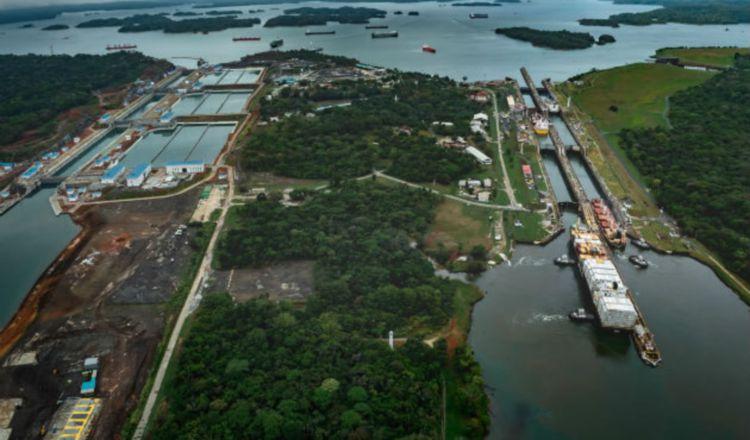 Panamá es uno de los países con mejor conectividad marítima. Archivo