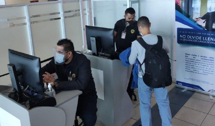Servicio Nacional de Migración de Panamá hizo el anuncio.