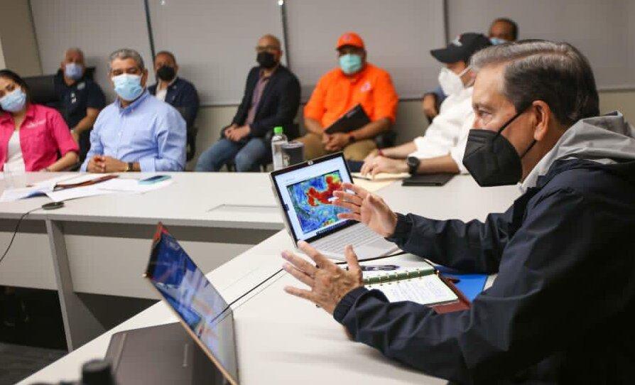 Etesa  comunicará a través de la Presidencia de la República el permanente monitoreo, proyecciones y análisis relacionados a la tormenta Iota.