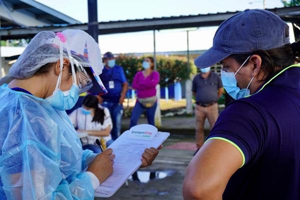 Un total de 311 muertos por la COVID-19 se han registrado en la provincia de Chiriquí.