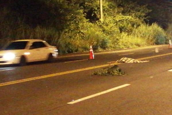 Ambos conductores se quedaron en el área, para explicar lo sucedido a la Policía Nacional y posteriormente al Ministerio Público