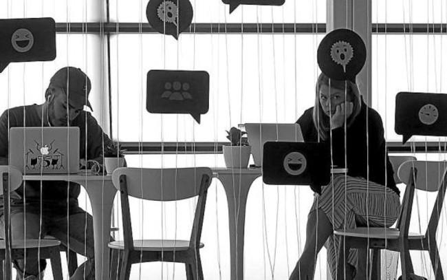 Invertir en creatividad hace que los empleados sean 80% más productivos; el 78% genera mejores experiencias para el cliente y el 73% resulta en mejor éxito financiero. Foto: EFE.