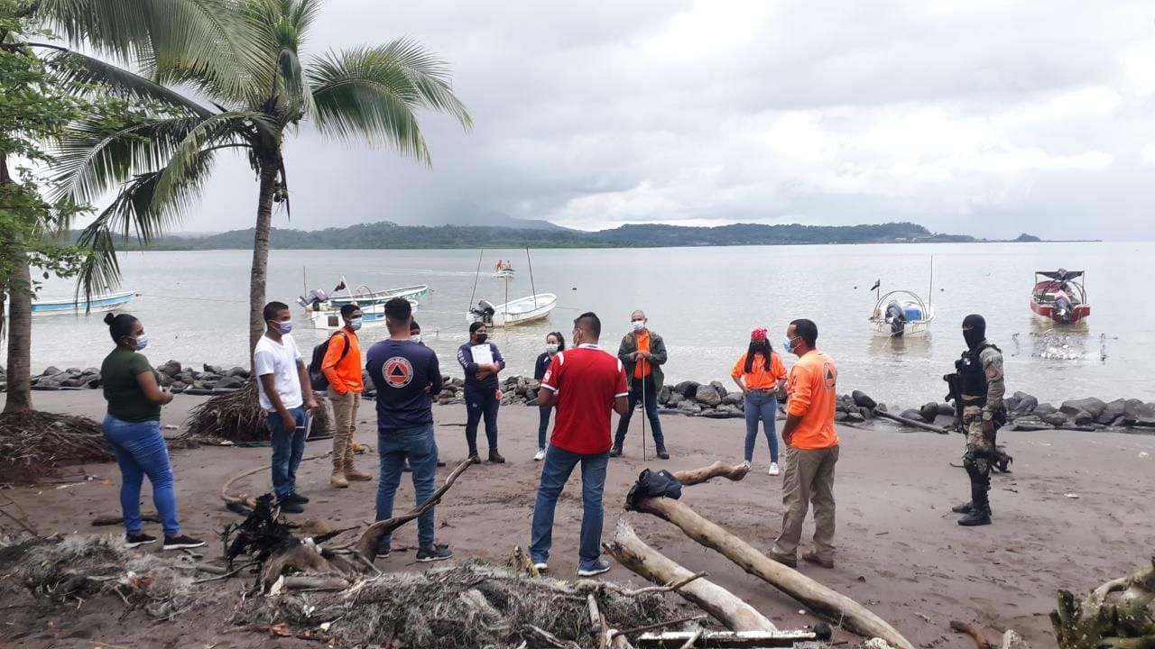 Se mantiene el monitoreo en las áreas inundables en el sector oeste del país.