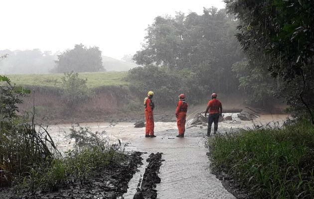 Hoy se han reportado lluvias intermitentes en Panamá Oeste y la región metropolitana.
