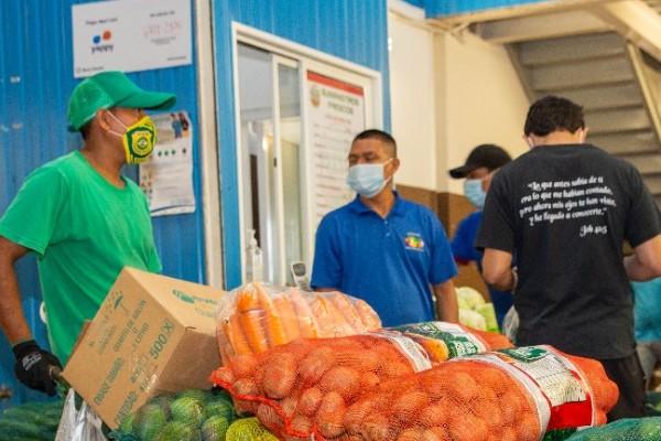 La zanahoria es uno de los productos al que le han subido el precio.
