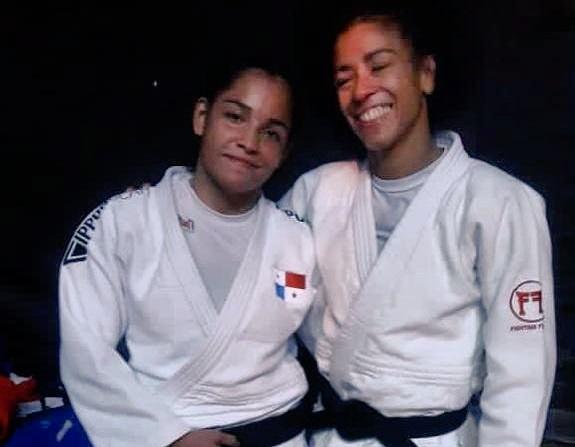 Kristine Jménez y Miryam Roper. Foto: COP