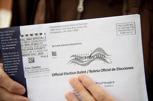 La decisión del juez Matthew Brann implica que los condados de Pensilvania tienen vía libre para certificar el resultado de las elecciones del 3 de noviembre, para lo que este lunes se cumple el plazo límite.