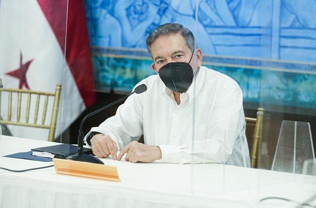 El mandatario Laurentino Cortizo recalcó que la misión del Pacto del Bicentenario