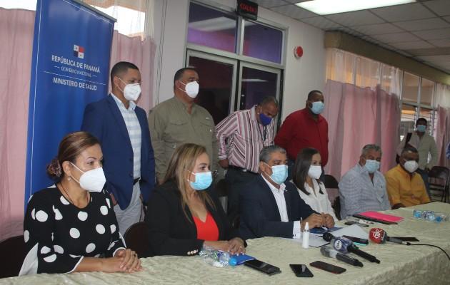 El 35% (397) de las 3,002 defunciones causadas por el SARS-CoV-2 corresponden a personas que residían en esta provincia, indicó.