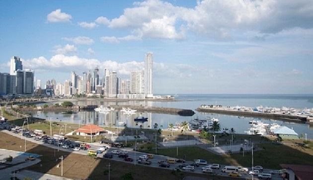 La economía panameña se vio paralizada durante unos seis meses, desde que a principios de marzo. Archivo