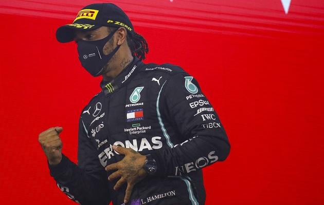 Lewis Hamilton ha ganado siete campeonatos.
